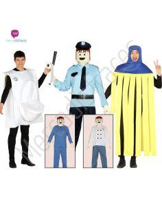 Disfraces divertidos para grupos Tienda de disfraces online - venta disfraces
