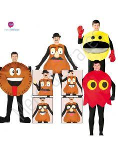 Disfraces para grupos Mil Caras Tienda de disfraces online - venta disfraces