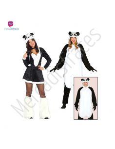 Disfraces divertidos de Panda para grupos Tienda de disfraces online - venta disfraces