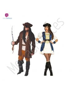 Disfraces divertidos de Bucaneros Tienda de disfraces online - venta disfraces