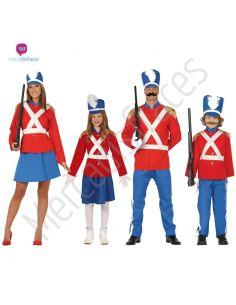 Disfraces Grupos Soldaditos de Plomo Tienda de disfraces online - venta disfraces