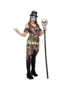 Disfraz Voodoo Carníbal para mujer Tienda de disfraces online - venta disfraces