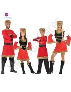 Disfraces Grupos Rusos Tienda de disfraces online - venta disfraces
