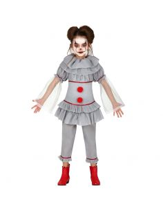 Disfraz de Payasita Asesina infantil Tienda de disfraces online - venta disfraces