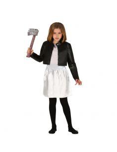 Disfraz Niña Asesina Tyffani Infantil Tienda de disfraces online - venta disfraces