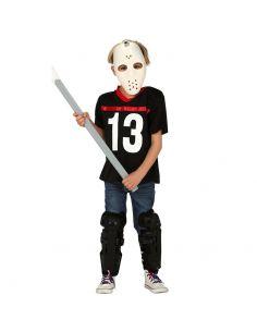 Disfraz de Jugador de Rugby Zombie infantil Tienda de disfraces online - venta disfraces