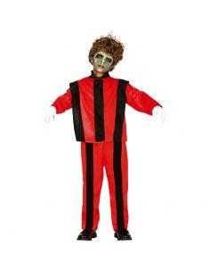 Disfraz Zombie Cantante infantil Tienda de disfraces online - venta disfraces