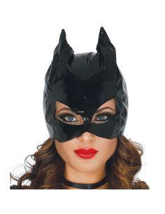 Careta Mujer Gato Vinilo Tienda de disfraces online - venta disfraces