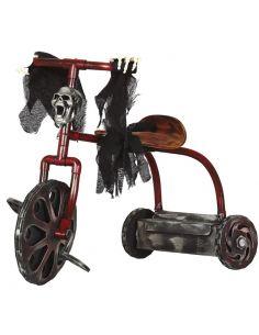 Triciclo Calavera con Luz, Sonido y Movimiento Tienda de disfraces online - venta disfraces