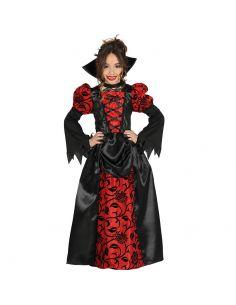 Disfraz de Vampiresa Condesa para niña Tienda de disfraces online - venta disfraces