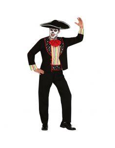Disfraz Mejicano Día de los Muertos para hombre Tienda de disfraces online - venta disfraces