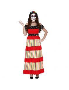 Disfraz Mejicana Catrina para mujer Tienda de disfraces online - venta disfraces