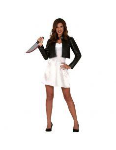 Disfraz Niña Asesina Tyffani Adulta Tienda de disfraces online - venta disfraces