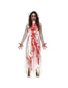 Disfraz Novia Sangrienta para Mujer Tienda de disfraces online - venta disfraces