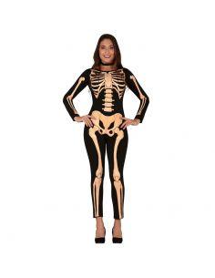 Disfraz de Esqueleto con Huesos adulto Tienda de disfraces online - venta disfraces