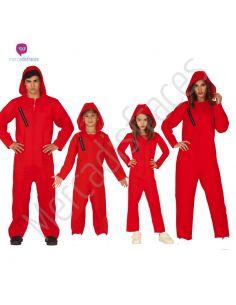 Disfraces para grupos de la Casa de Papel Tienda de disfraces online - venta disfraces