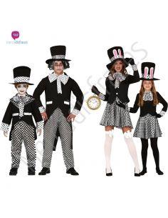 Disfraces para grupos de Sombrereros Locos Tienda de disfraces online - venta disfraces