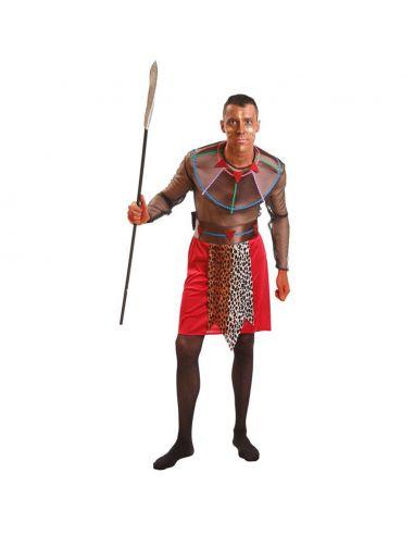 Disfraz de Massai para chico Tienda de disfraces online - venta disfraces