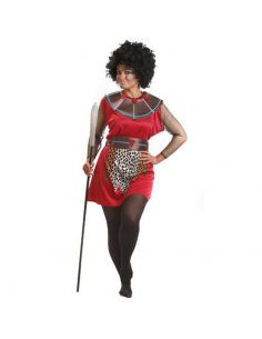 Disfraz de Massai para chica Tienda de disfraces online - venta disfraces
