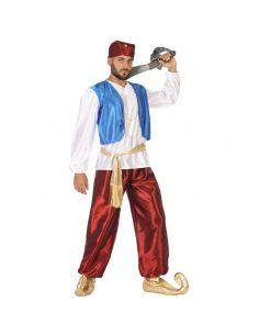Disfraz de Príncipe Árabe adulto Tienda de disfraces online - venta disfraces