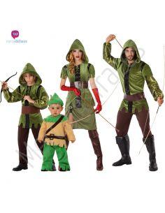 Disfraces para grupos de Arqueros Tienda de disfraces online - venta disfraces