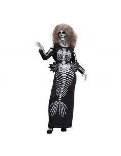 Disfraz de Esqueleto de Sirena para Mujer Tienda de disfraces online - venta disfraces