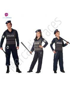 Disfraces para grupos de Policias Tienda de disfraces online - venta disfraces