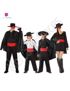 Disfraces para grupos de el Zorro Tienda de disfraces online - venta disfraces