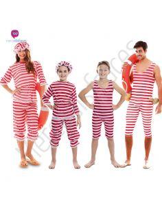 Disfraces para grupos de Bañistas Tienda de disfraces online - venta disfraces