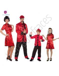 Disfraces para grupos de Chinos Tienda de disfraces online - venta disfraces