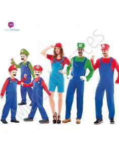 Disfraces para grupos de Fontaneros Tienda de disfraces online - venta disfraces