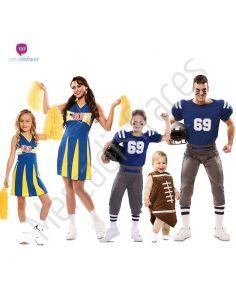 Disfraces para grupos de Animadoras y Jugadores Futbol Americano Tienda de disfraces online - venta disfraces