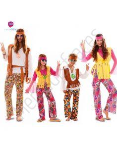 Disfraces para grupos de Hippies Tienda de disfraces online - venta disfraces