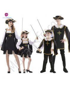 Disfraces para grupos de Mosqueteros Tienda de disfraces online - venta disfraces