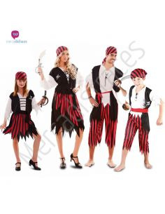 Disfraces para grupos de Piratas Tienda de disfraces online - venta disfraces