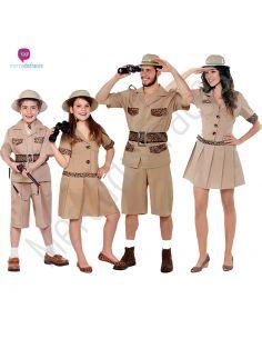 Disfraces para grupos de Safari Tienda de disfraces online - venta disfraces