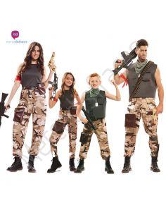 Disfraces para grupos de Soldados Tienda de disfraces online - venta disfraces