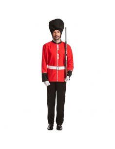 Disfraz Guardia Inglesa para hombre Tienda de disfraces online - venta disfraces