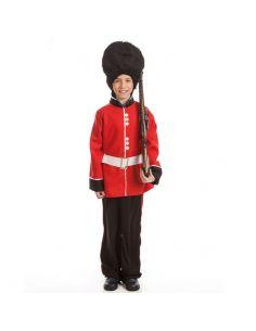 Disfraz Guardia Inglesa para niño Tienda de disfraces online - venta disfraces