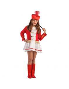 Disfraz Majorette niña Tienda de disfraces online - venta disfraces