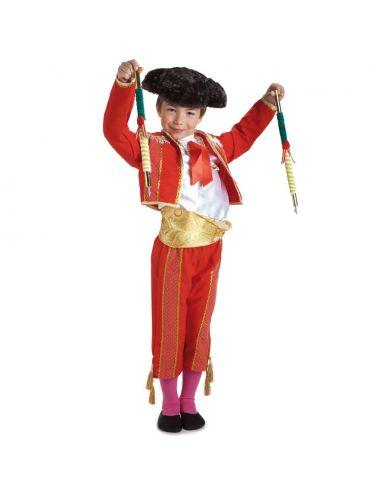 Disfraz Torero infantil Tienda de disfraces online - venta disfraces
