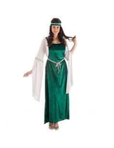 Disfraz Medieval Verde para mujer Tienda de disfraces online - venta disfraces
