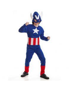 Disfraz de Héroe Americano para Niño Tienda de disfraces online - venta disfraces
