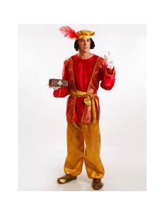 Disfraz de Paje Gaspar para Hombre Tienda de disfraces online - venta disfraces