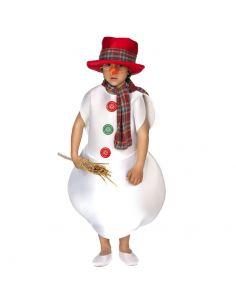 Disfraz de Muñeco de Nieve para Infantil Tienda de disfraces online - venta disfraces