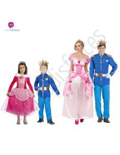 Disfraces para grupos de Princesas y Principes Tienda de disfraces online - venta disfraces