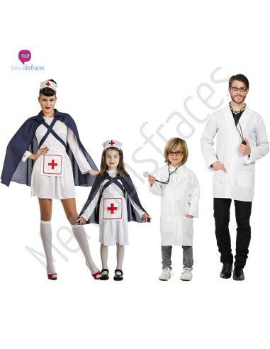 Disfraces para grupos de Enfermeras y Medicos Tienda de disfraces online - venta disfraces