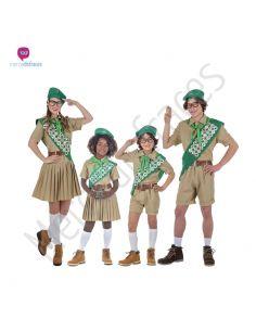Disfraces para grupos de Boyscout Tienda de disfraces online - venta disfraces