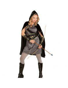 Disfraz de Arquero Medieval para Mujer Tienda de disfraces online - venta disfraces