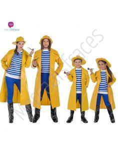 Disfraces para grupos de Pescadores Tienda de disfraces online - venta disfraces